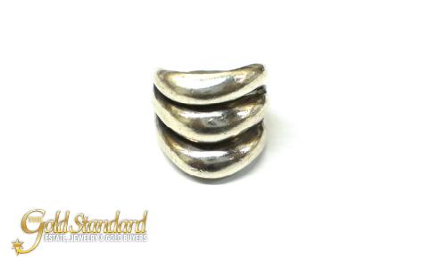 SilverRings 5 Silver Rings