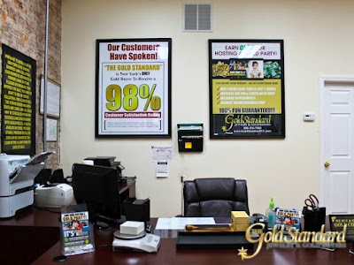 Astoria Gold Buyers | Sell Gold Astoria