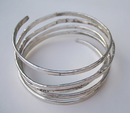 at fashion bracelet bangle silver buy adjustable wholesale cheap sterling bangles feather price bracelets minimalist vintage